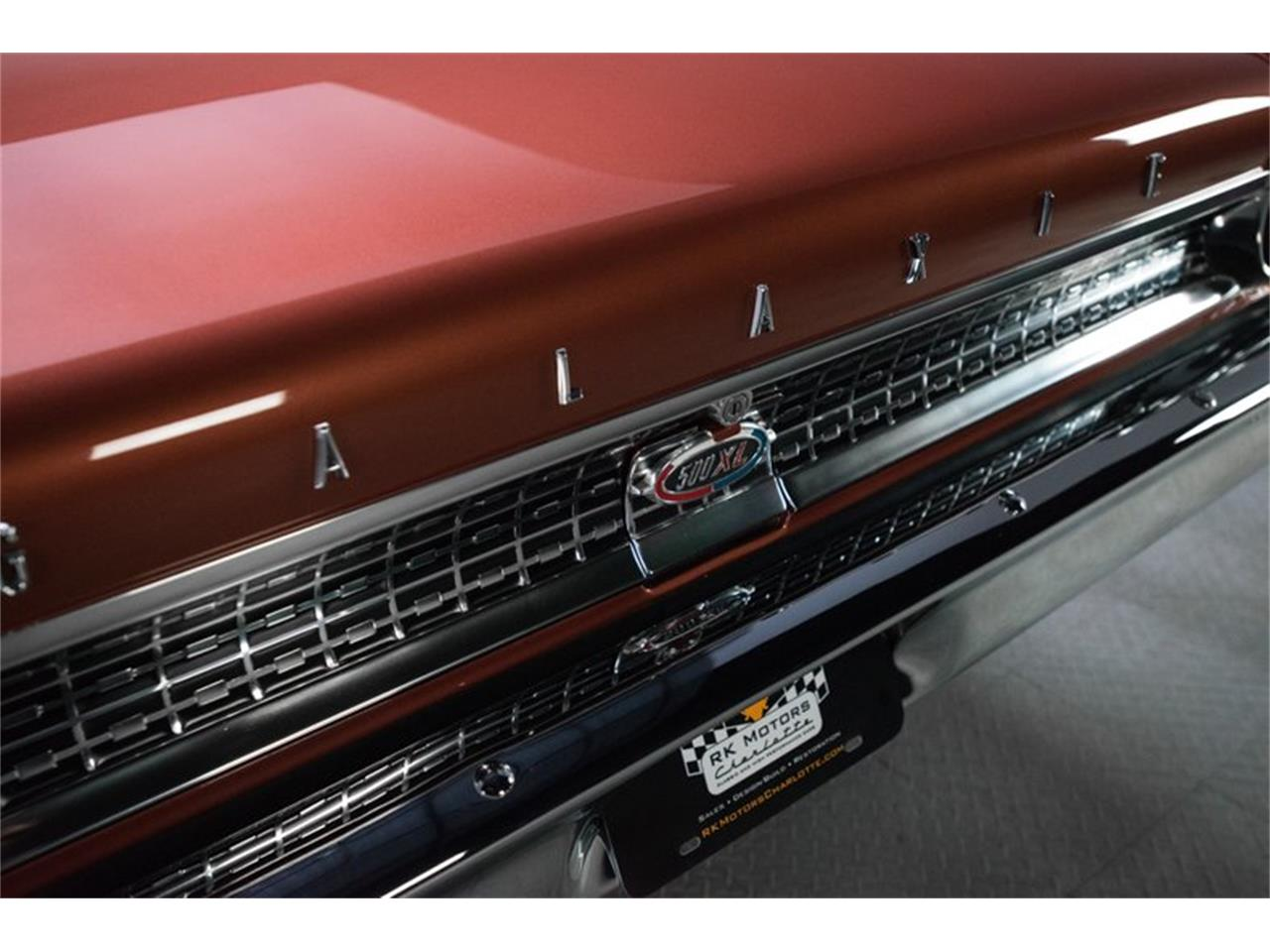 Large Picture of 1963 Ford Galaxie 500 XL located in North Carolina - EXEW