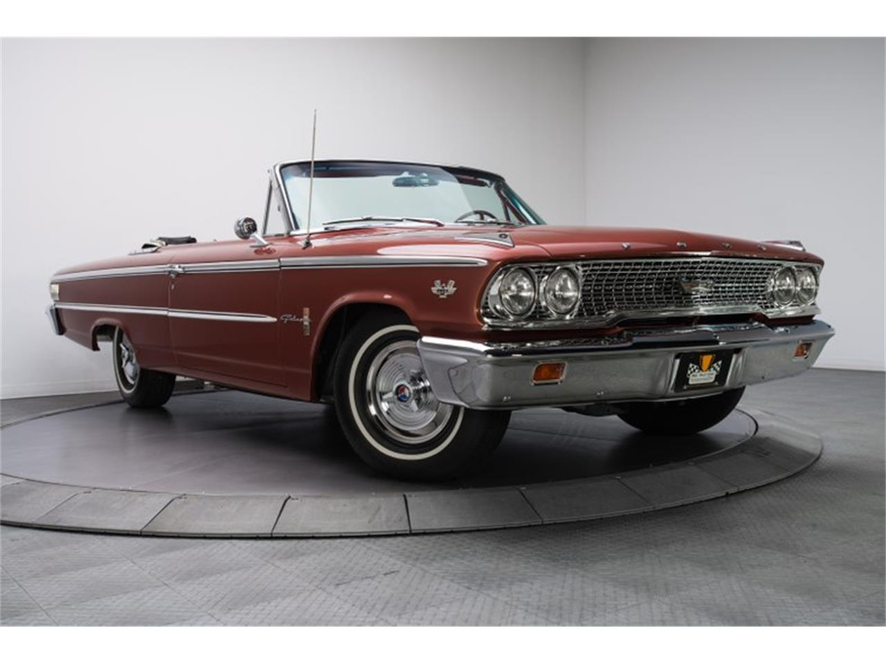 Large Picture of 1963 Ford Galaxie 500 XL - EXEW