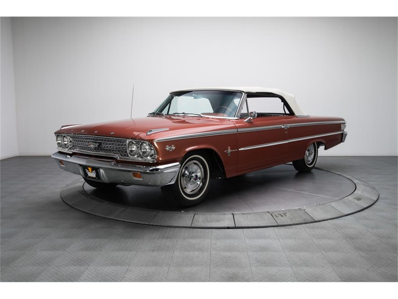 Large Picture of '63 Ford Galaxie 500 XL located in North Carolina - EXEW