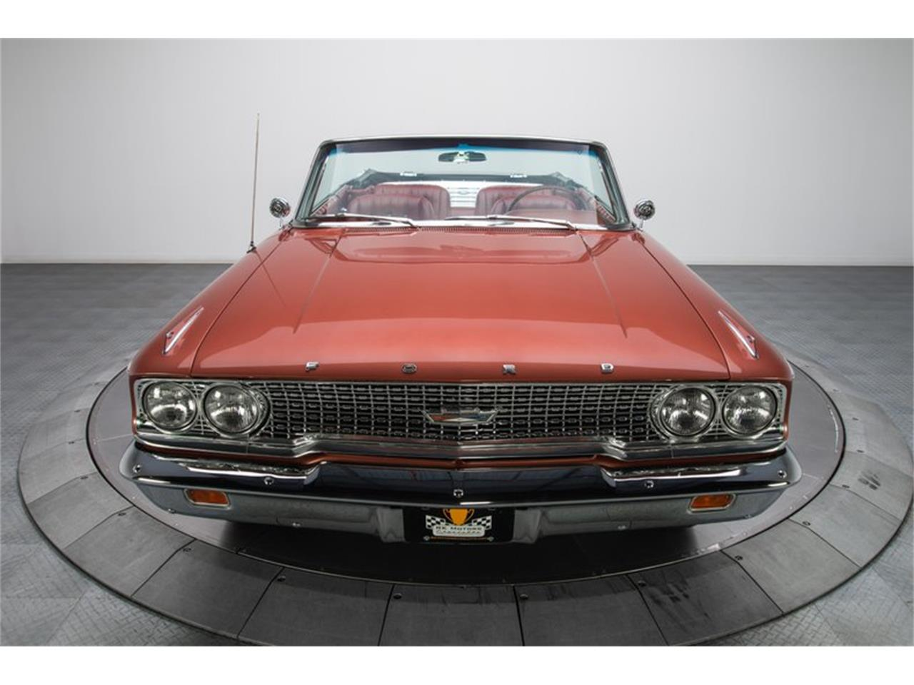 Large Picture of Classic 1963 Ford Galaxie 500 XL located in Charlotte North Carolina - EXEW