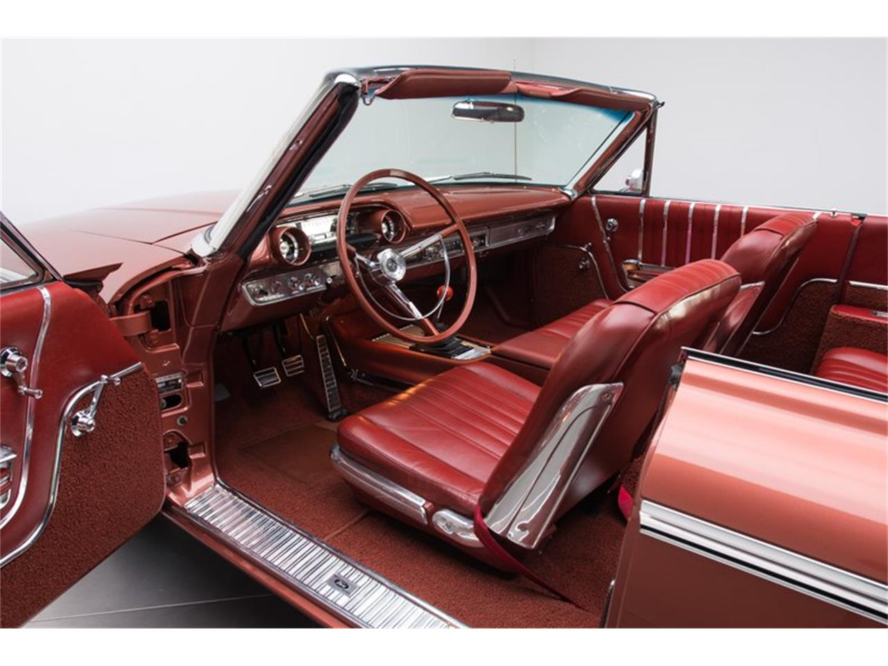 Large Picture of '63 Ford Galaxie 500 XL located in Charlotte North Carolina - $75,900.00 - EXEW