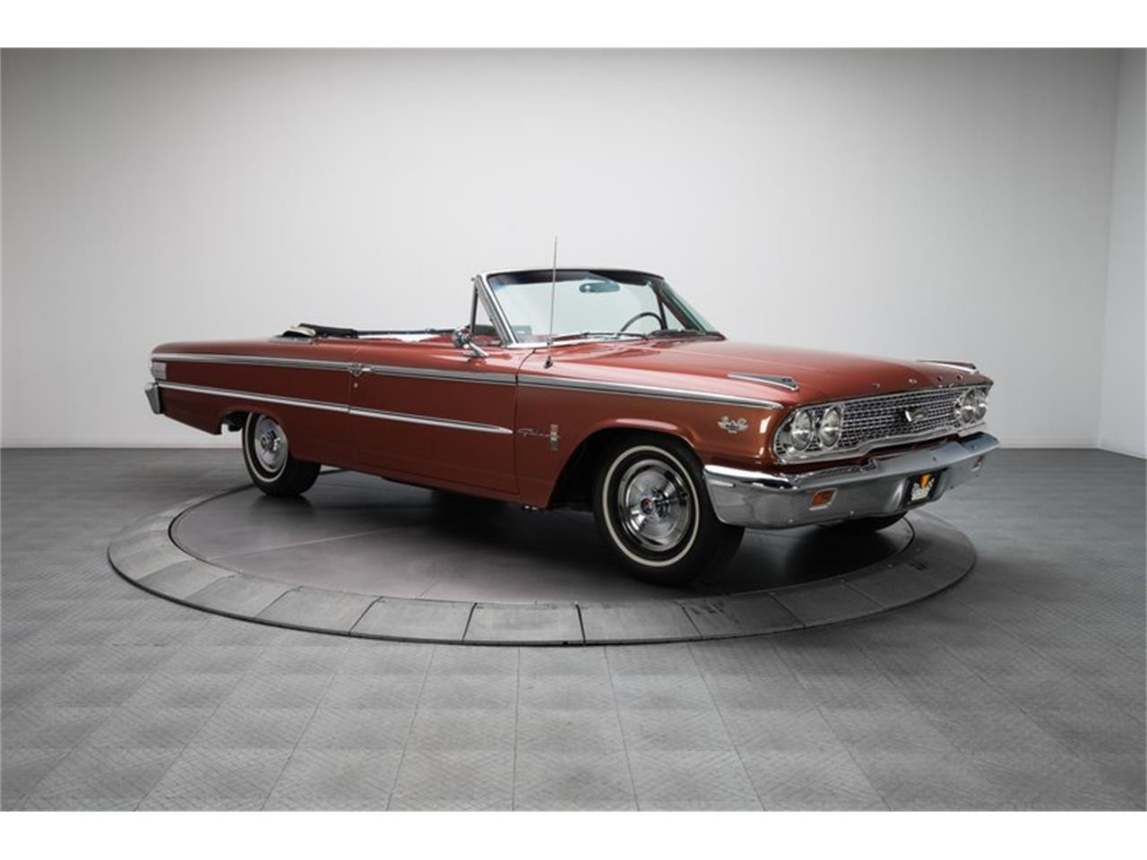 Large Picture of Classic 1963 Galaxie 500 XL located in Charlotte North Carolina - EXEW