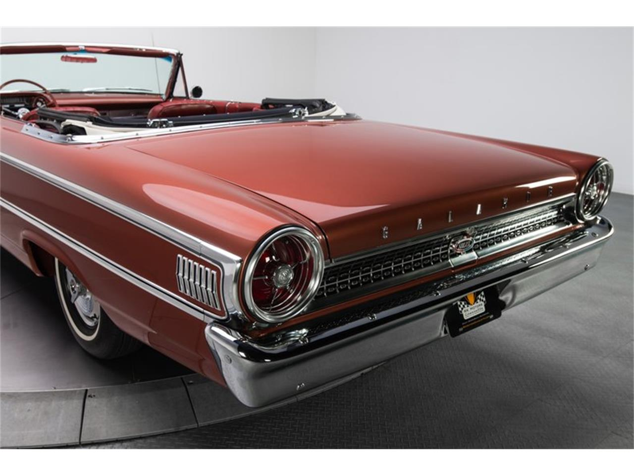 Large Picture of '63 Ford Galaxie 500 XL located in North Carolina - $75,900.00 - EXEW