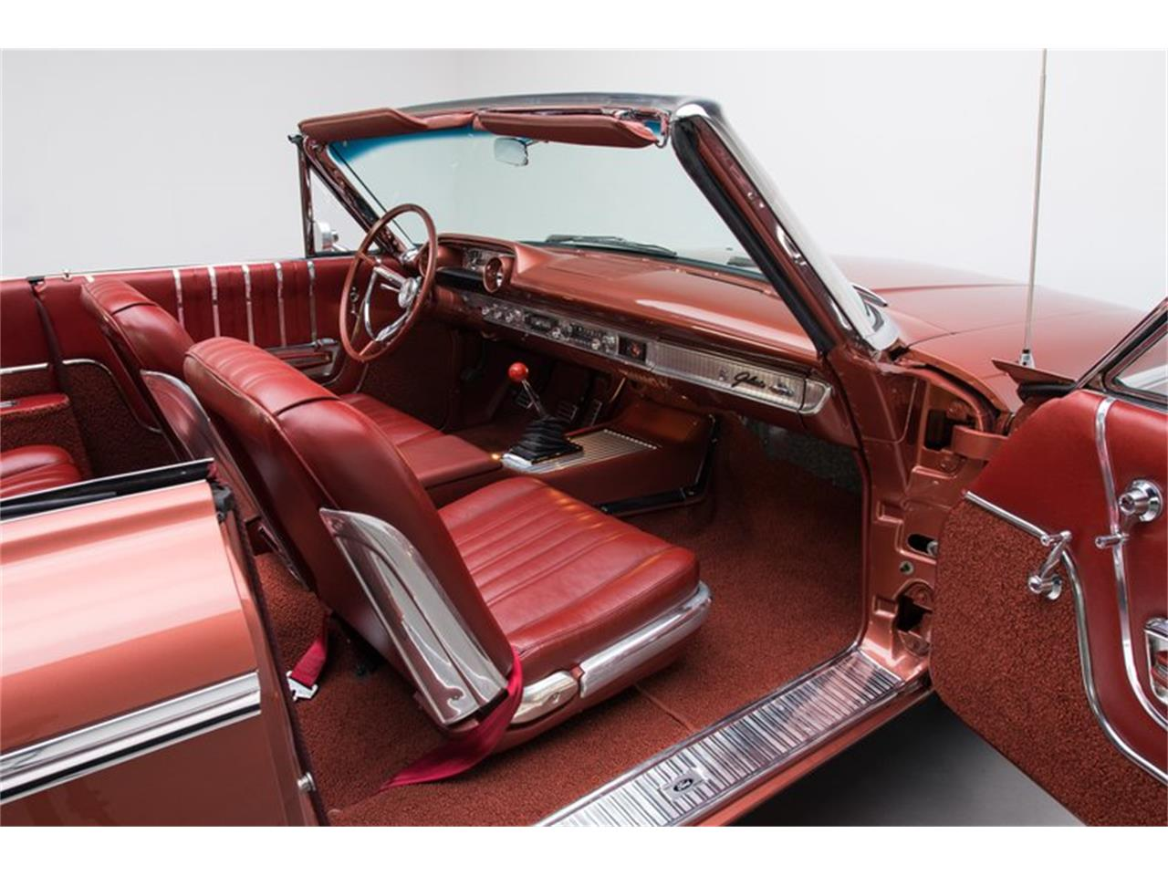 Large Picture of Classic '63 Ford Galaxie 500 XL located in Charlotte North Carolina - $75,900.00 - EXEW