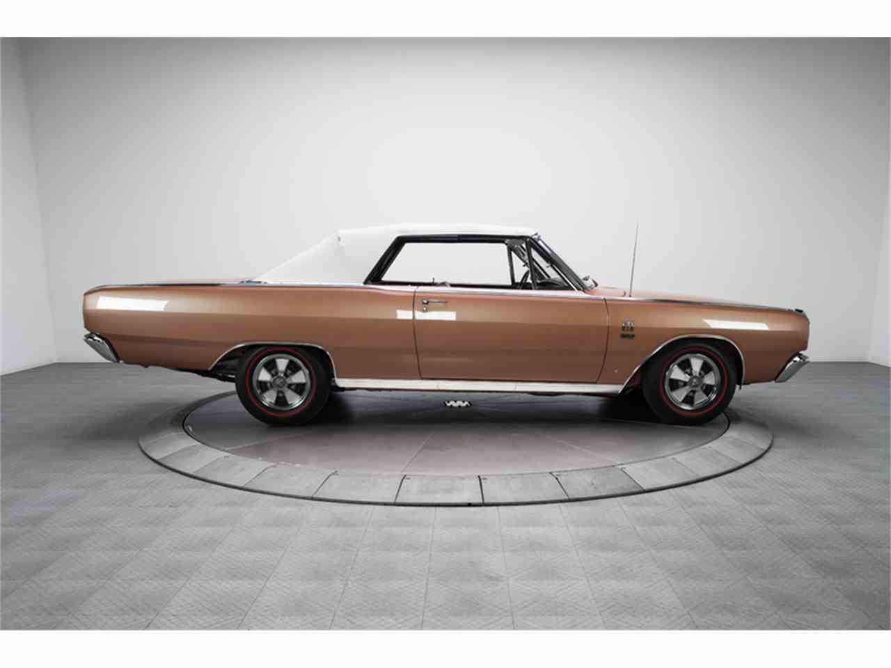 Large Picture of '67 Dart GTS - EXH6