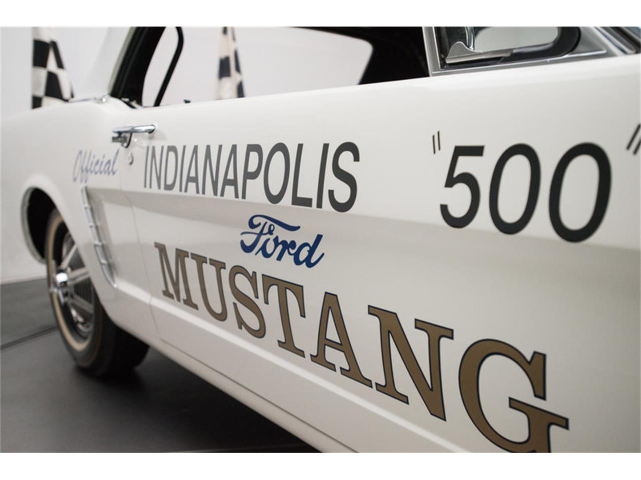 Large Picture of '64 Ford Mustang Offered by RK Motors Charlotte - EXI4