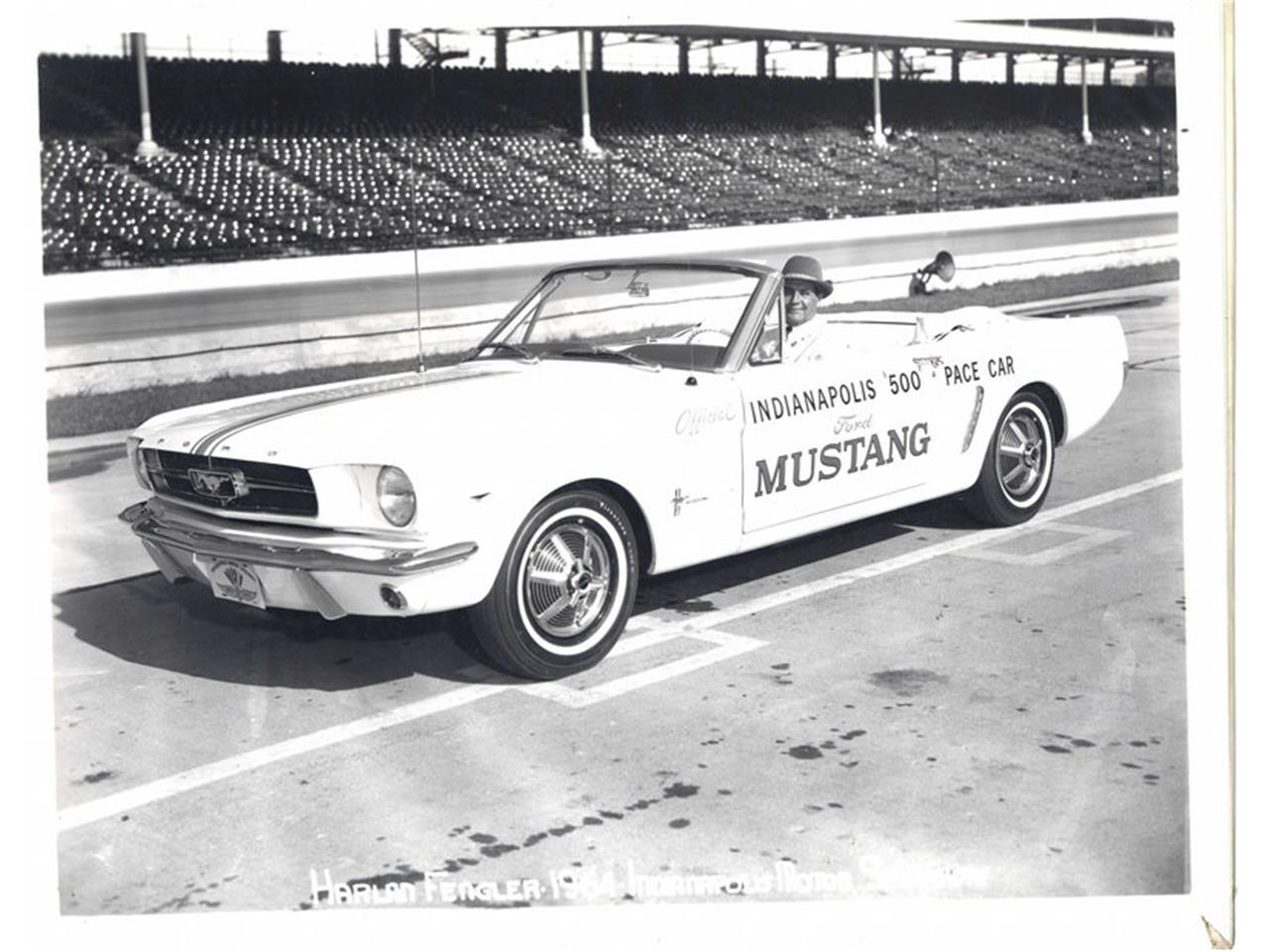 Large Picture of 1964 Mustang located in Charlotte North Carolina - EXI4