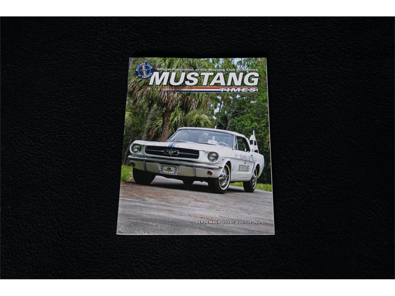 Large Picture of Classic '64 Mustang - $1,099,000.00 - EXI4