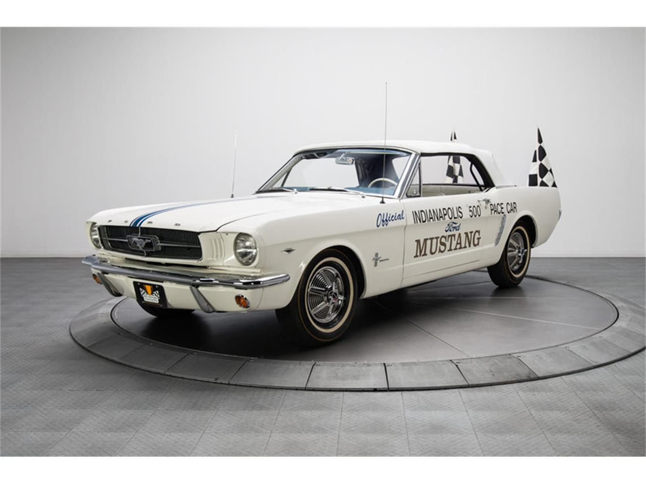 Large Picture of 1964 Mustang located in Charlotte North Carolina - $1,099,000.00 Offered by RK Motors Charlotte - EXI4