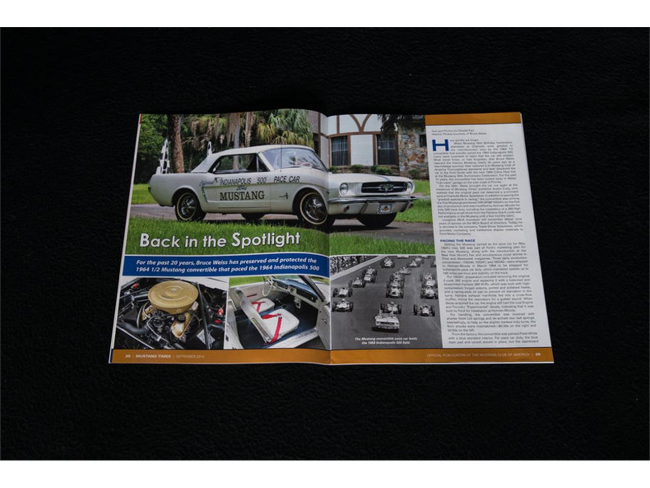 Large Picture of 1964 Mustang - $1,099,000.00 - EXI4
