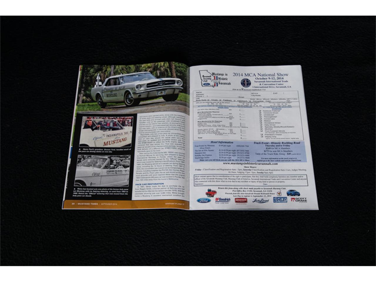 Large Picture of '64 Ford Mustang located in North Carolina Offered by RK Motors Charlotte - EXI4