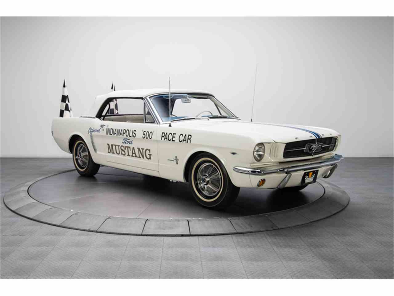 Large Picture of '64 Mustang - EXI4