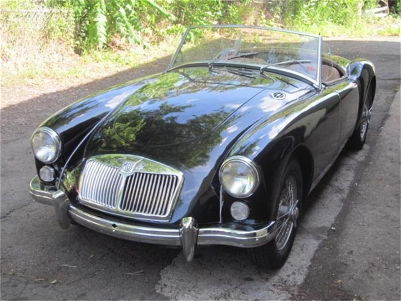 Large Picture of 1959 MGA 1500 Offered by The New England Classic Car Co. - EXKA