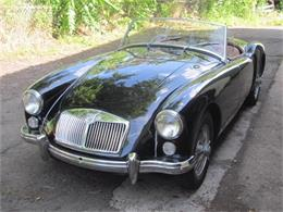 Picture of '59 MGA 1500 Offered by The New England Classic Car Co. - EXKA