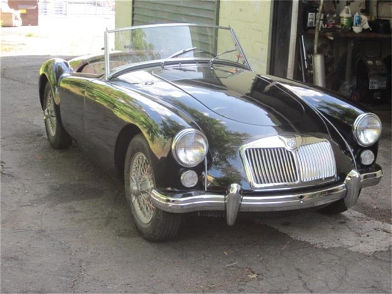Large Picture of '59 MG MGA 1500 Offered by The New England Classic Car Co. - EXKA