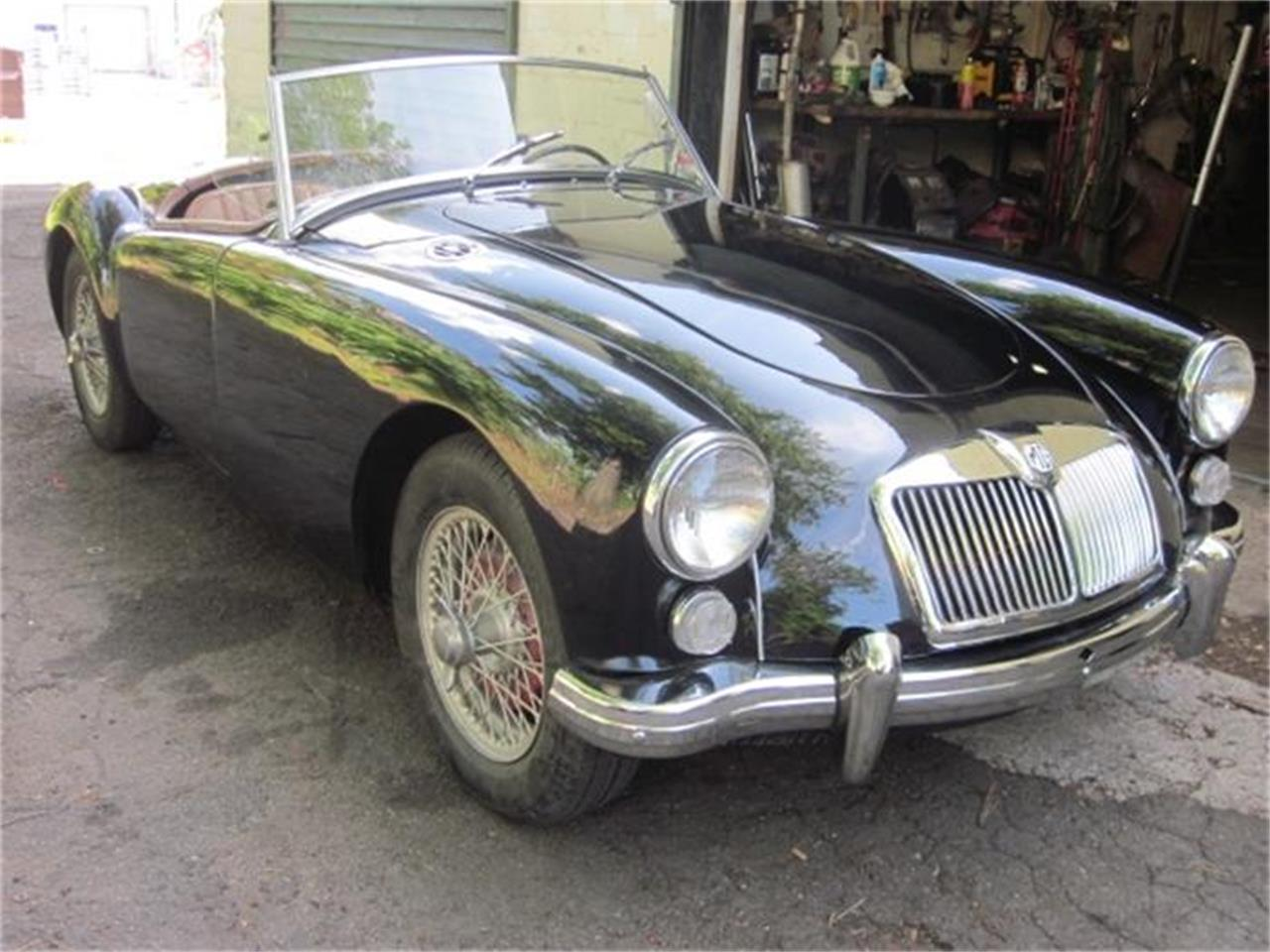 Large Picture of 1959 MG MGA 1500 Offered by The New England Classic Car Co. - EXKA