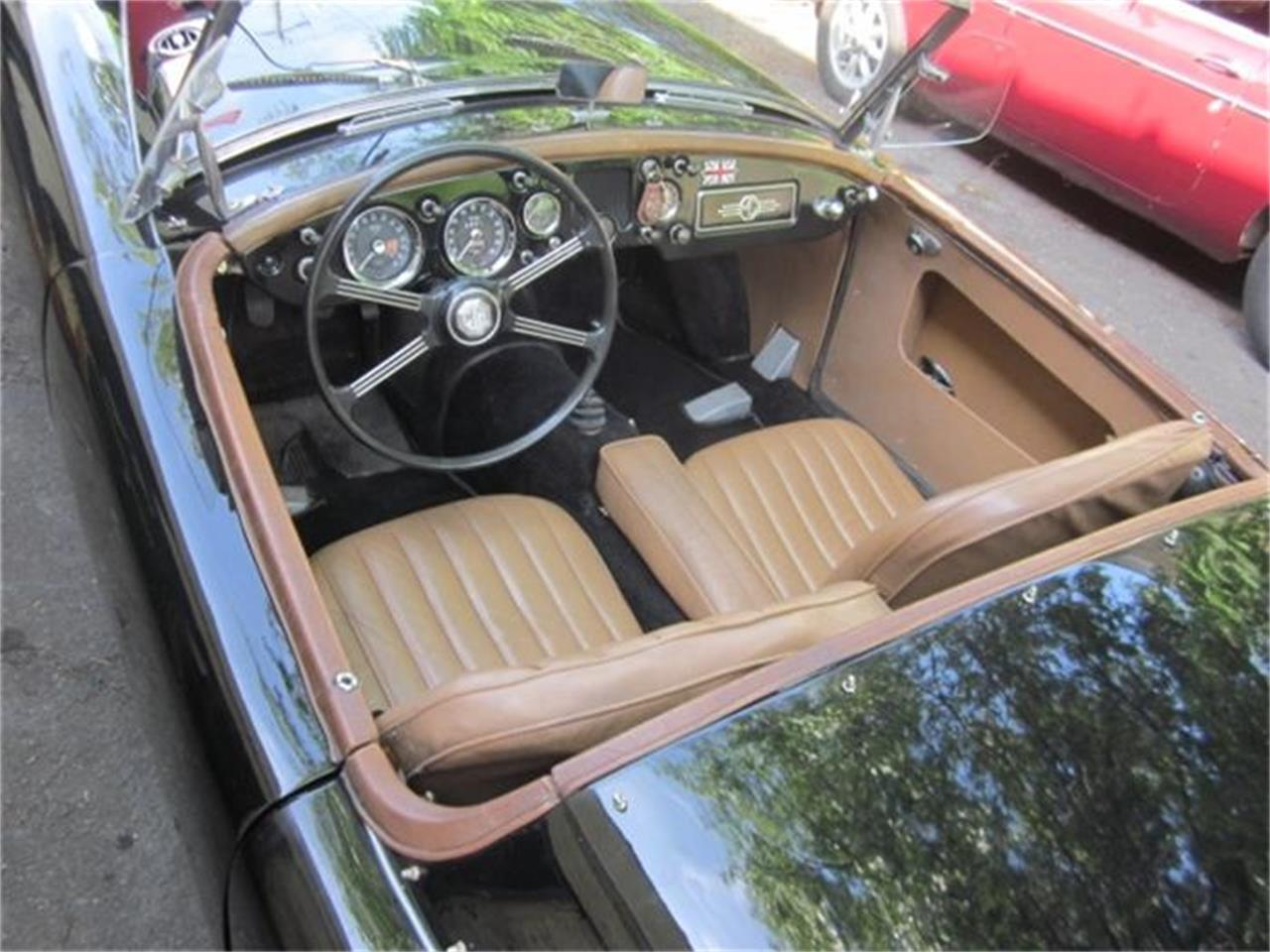 Large Picture of '59 MG MGA 1500 located in Stratford Connecticut - EXKA
