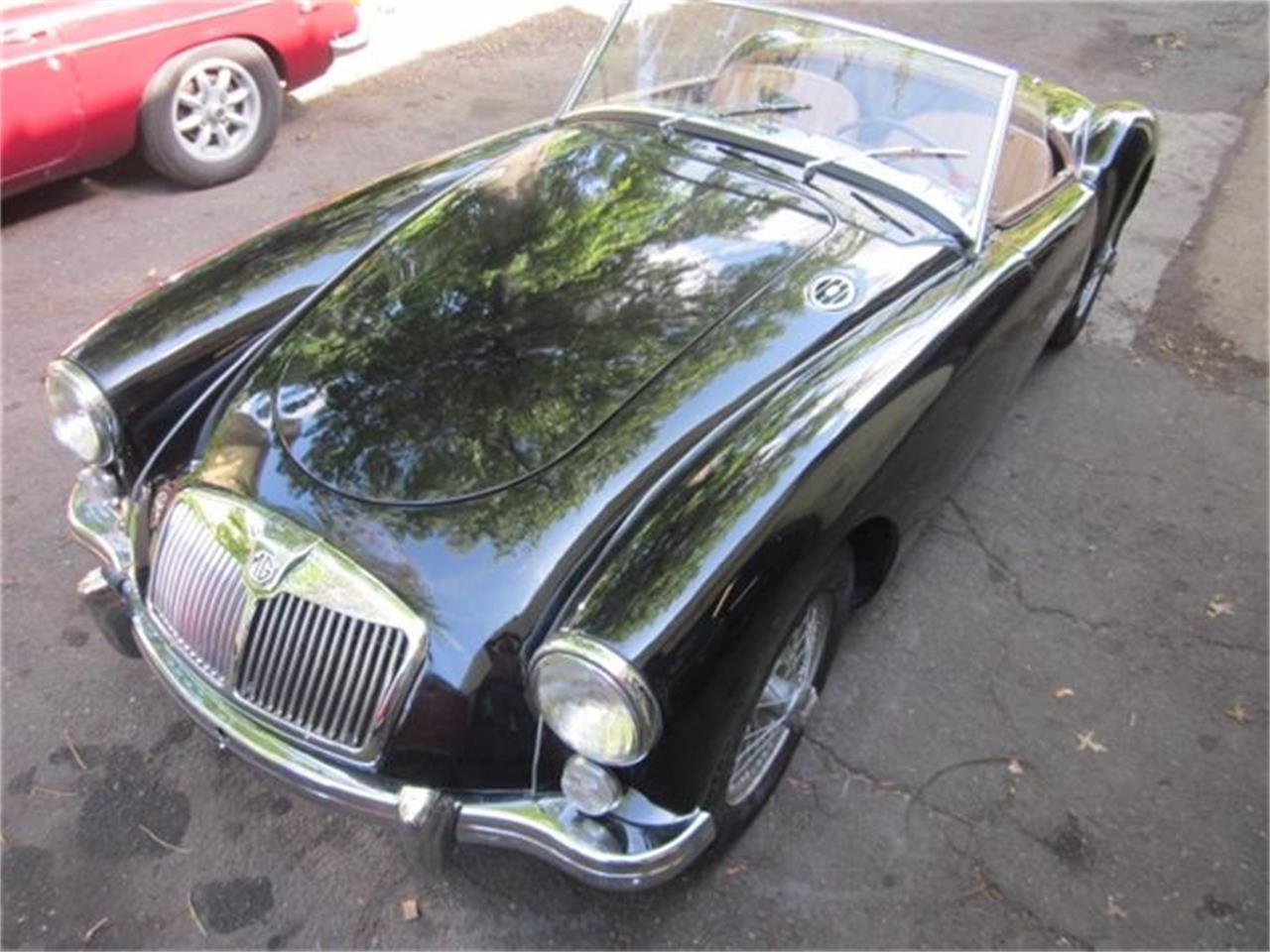Large Picture of '59 MGA 1500 - EXKA