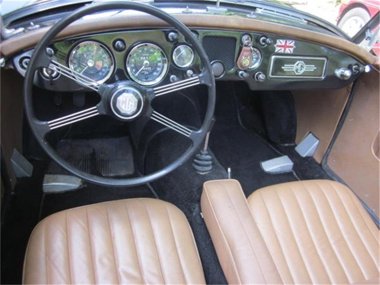 Large Picture of Classic 1959 MG MGA 1500 located in Stratford Connecticut - EXKA