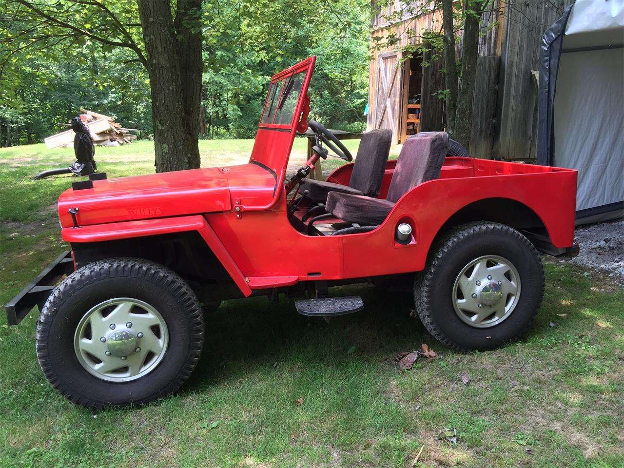 Large Picture of '46 CJ - EXKU