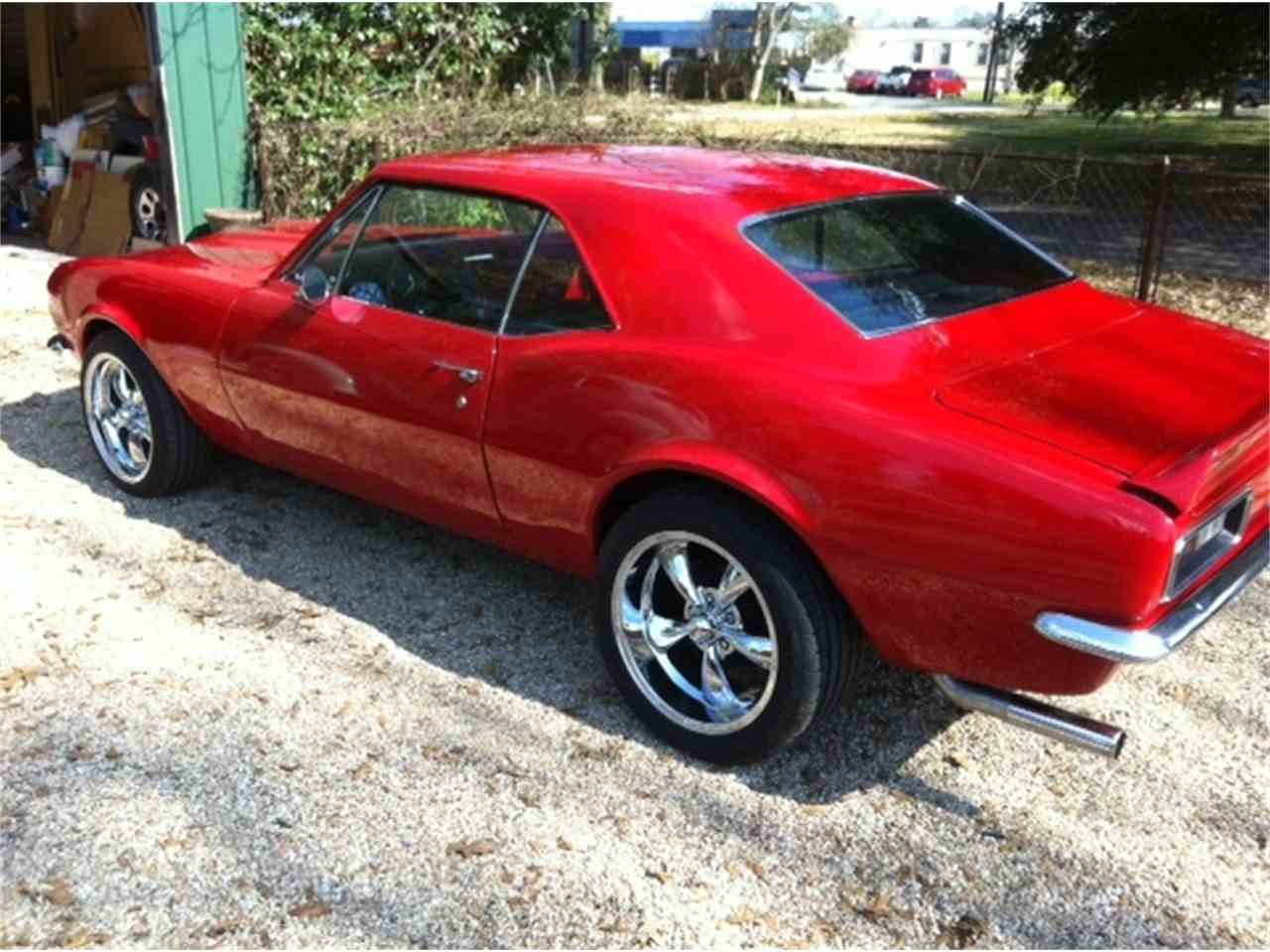 1967 Chevrolet Camaro For Sale Classiccars Com Cc 696717