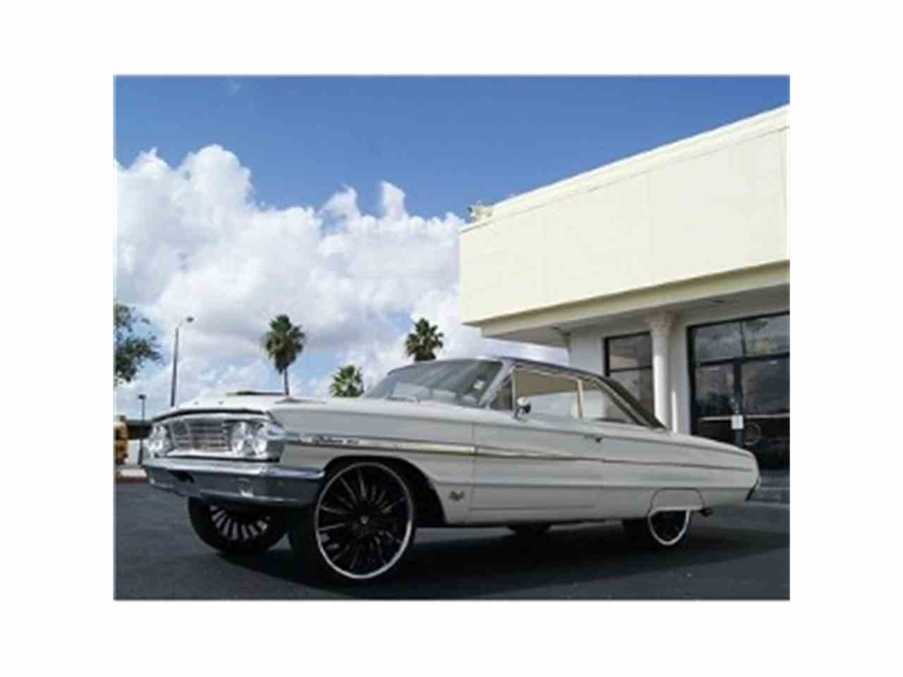 Large Picture of '64 Ford Galaxie - $24,500.00 - EXOE