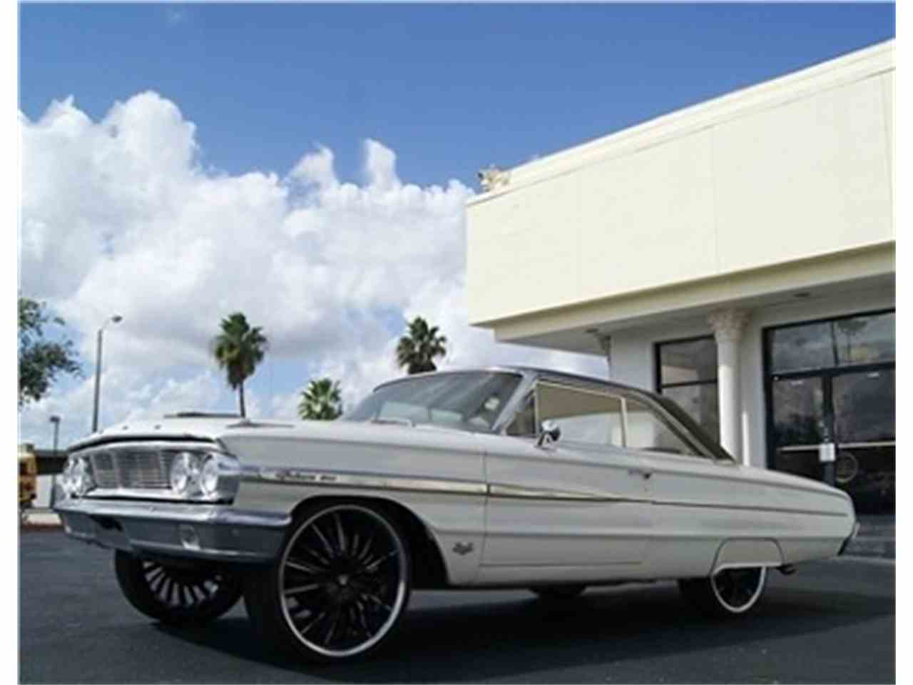 Large Picture of Classic '64 Ford Galaxie located in Miami Florida Offered by Sobe Classics - EXOE