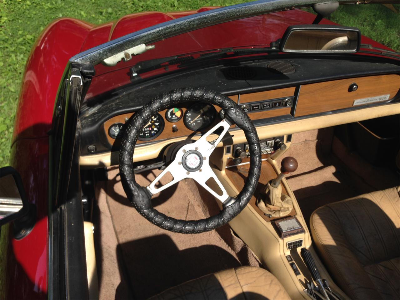 Large Picture of '81 2000 Spider - EXPK