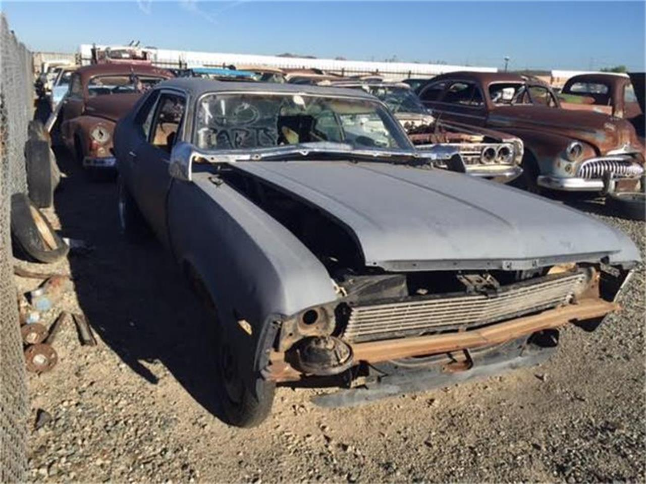 Large Picture of Classic '72 Chevrolet Nova - $4,500.00 Offered by Desert Valley Auto Parts - EXR2