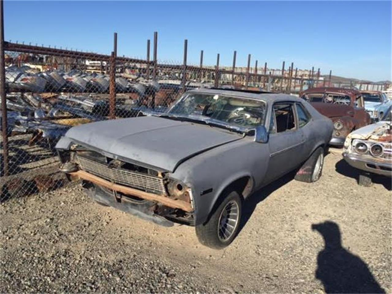 Large Picture of 1972 Chevrolet Nova - $4,500.00 - EXR2