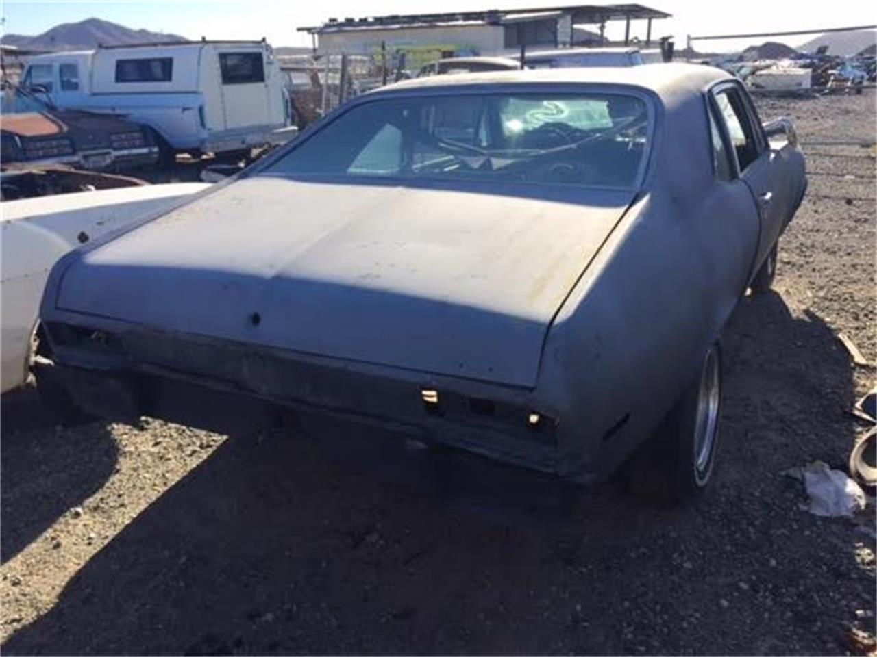 Large Picture of Classic 1972 Nova located in Arizona - $4,500.00 Offered by Desert Valley Auto Parts - EXR2