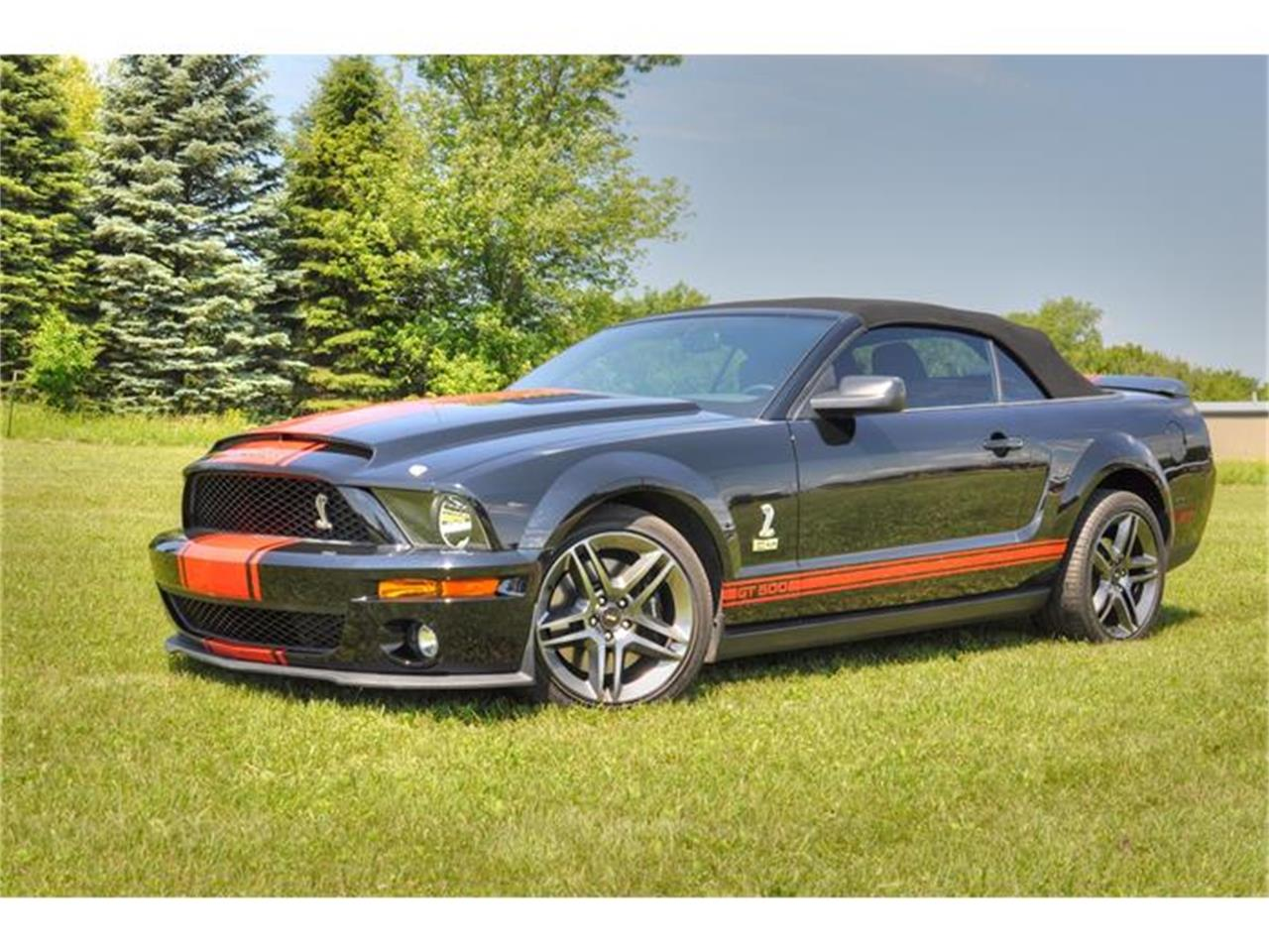 Large Picture of '07 Mustang GT500 - $40,000.00 Offered by Hooked On Classics - EXR9