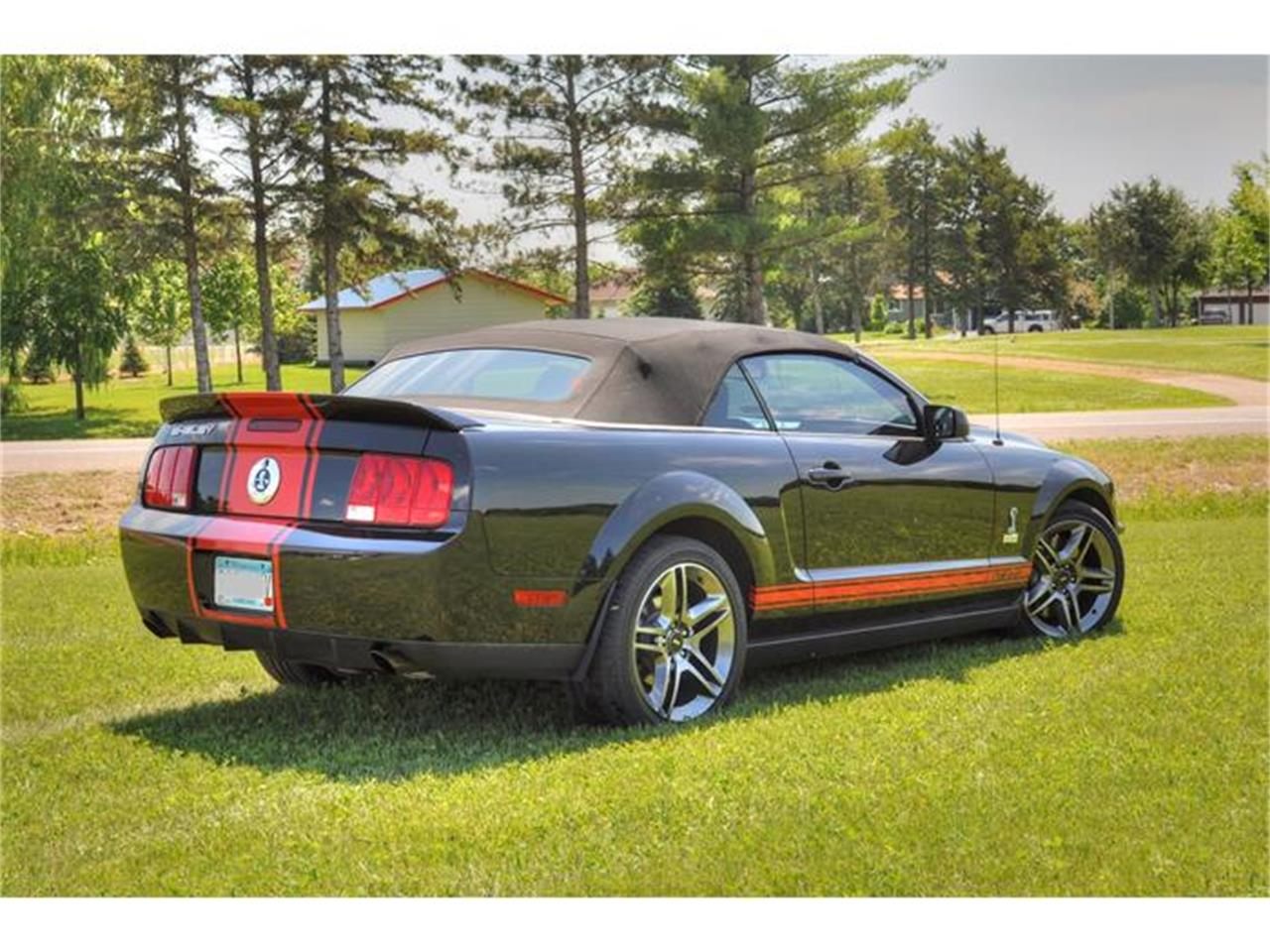 Large Picture of '07 Mustang GT500 - EXR9