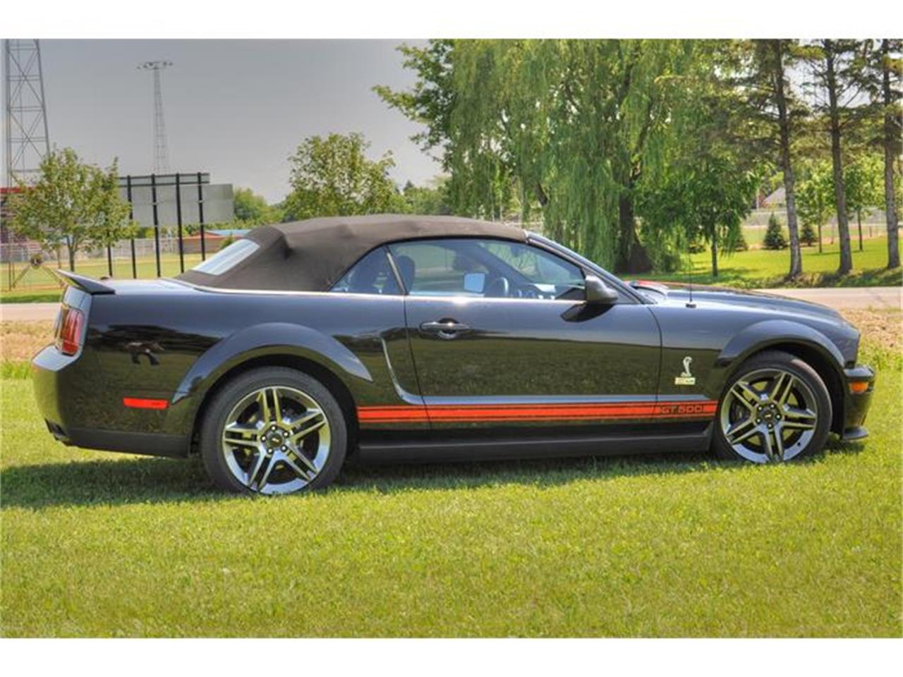 Large Picture of '07 Ford Mustang GT500 - $40,000.00 Offered by Hooked On Classics - EXR9