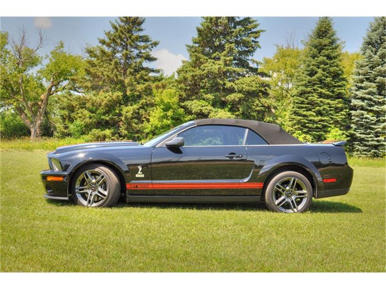 Large Picture of 2007 Ford Mustang GT500 located in Minnesota - EXR9