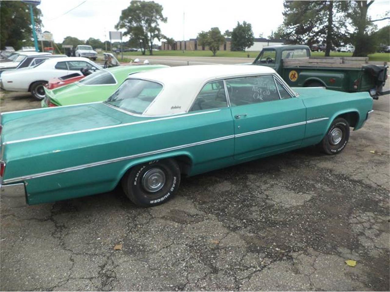 Large Picture of '63 Oldsmobile 88 - $4,900.00 Offered by Marshall Motors - EY47