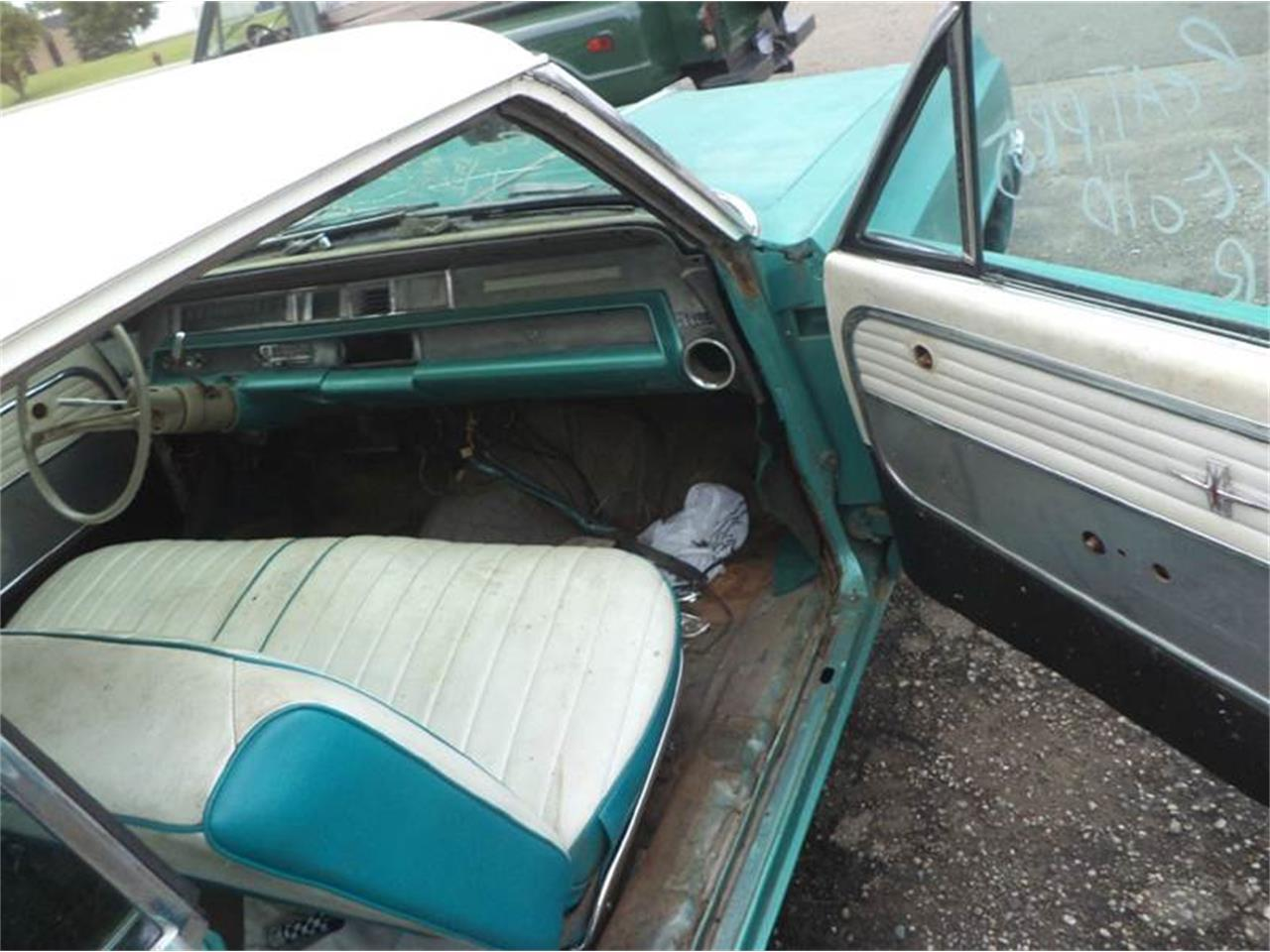 Large Picture of Classic '63 Oldsmobile 88 located in Michigan - $4,900.00 - EY47
