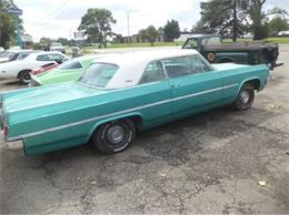 Picture of Classic '63 88 located in Jackson Michigan Offered by Marshall Motors - EY47
