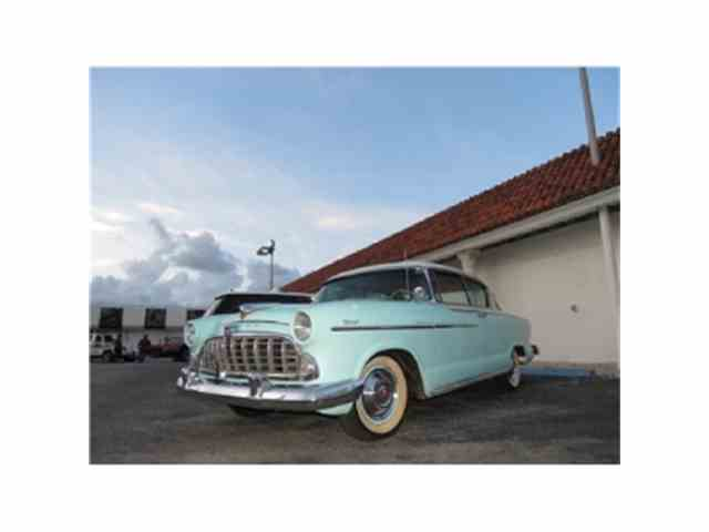 Picture of Classic 1955 Hornet Hollywood located in Florida - $14,500.00 Offered by Sobe Classics - EY5A