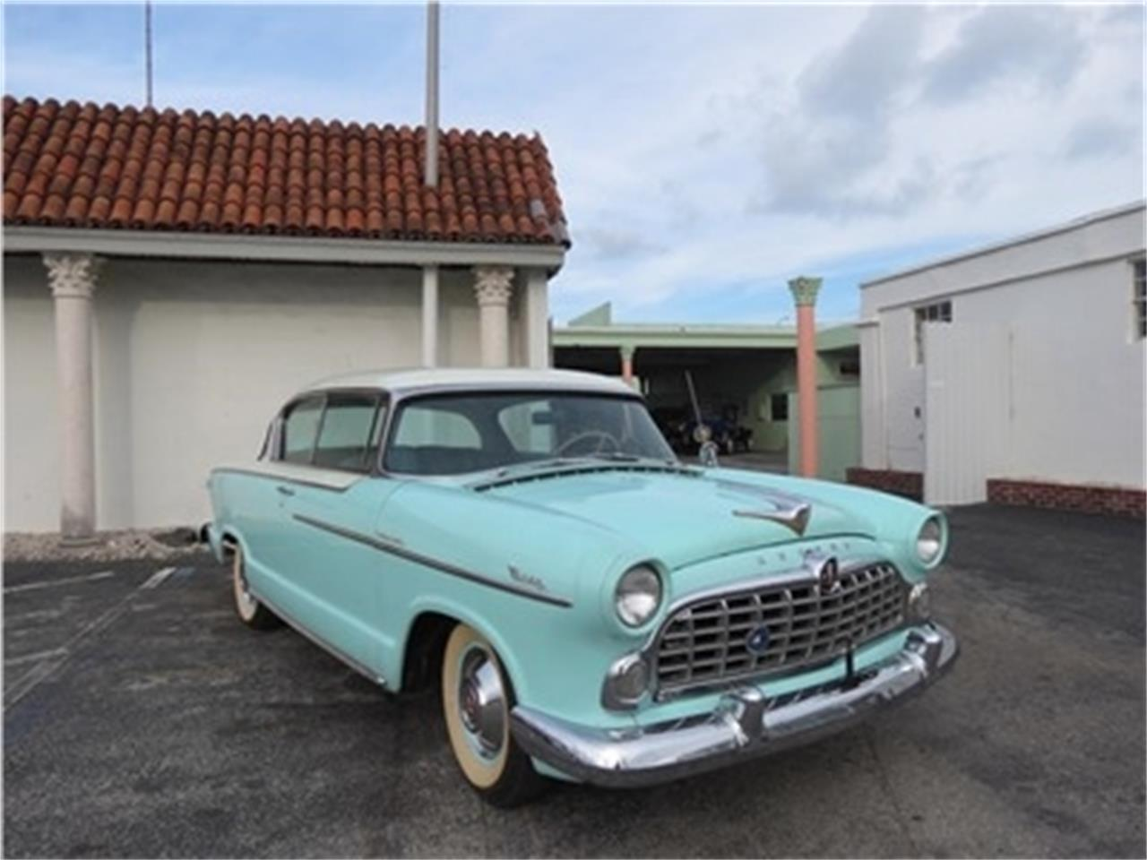 Large Picture of 1955 Hornet Hollywood located in Florida - EY5A