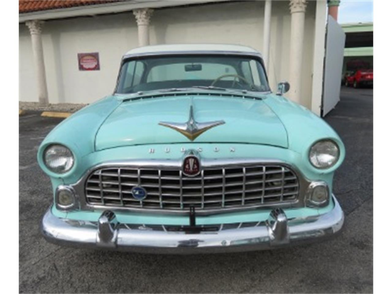 Large Picture of Classic '55 Hornet Hollywood Offered by Sobe Classics - EY5A