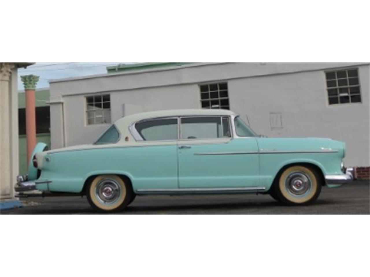 Large Picture of '55 Hudson Hornet Hollywood Offered by Sobe Classics - EY5A