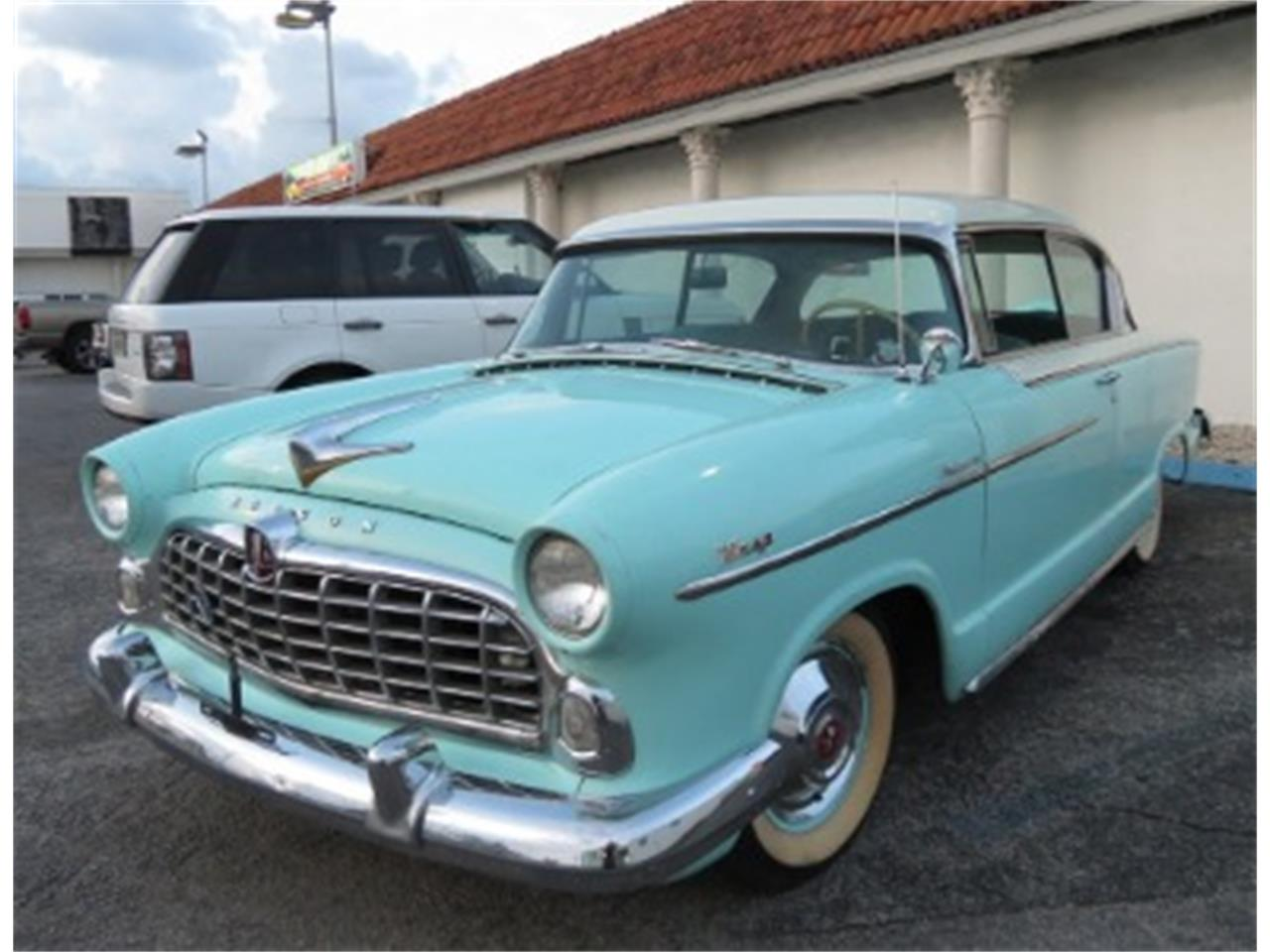 Large Picture of 1955 Hudson Hornet Hollywood located in Miami Florida - $14,500.00 - EY5A