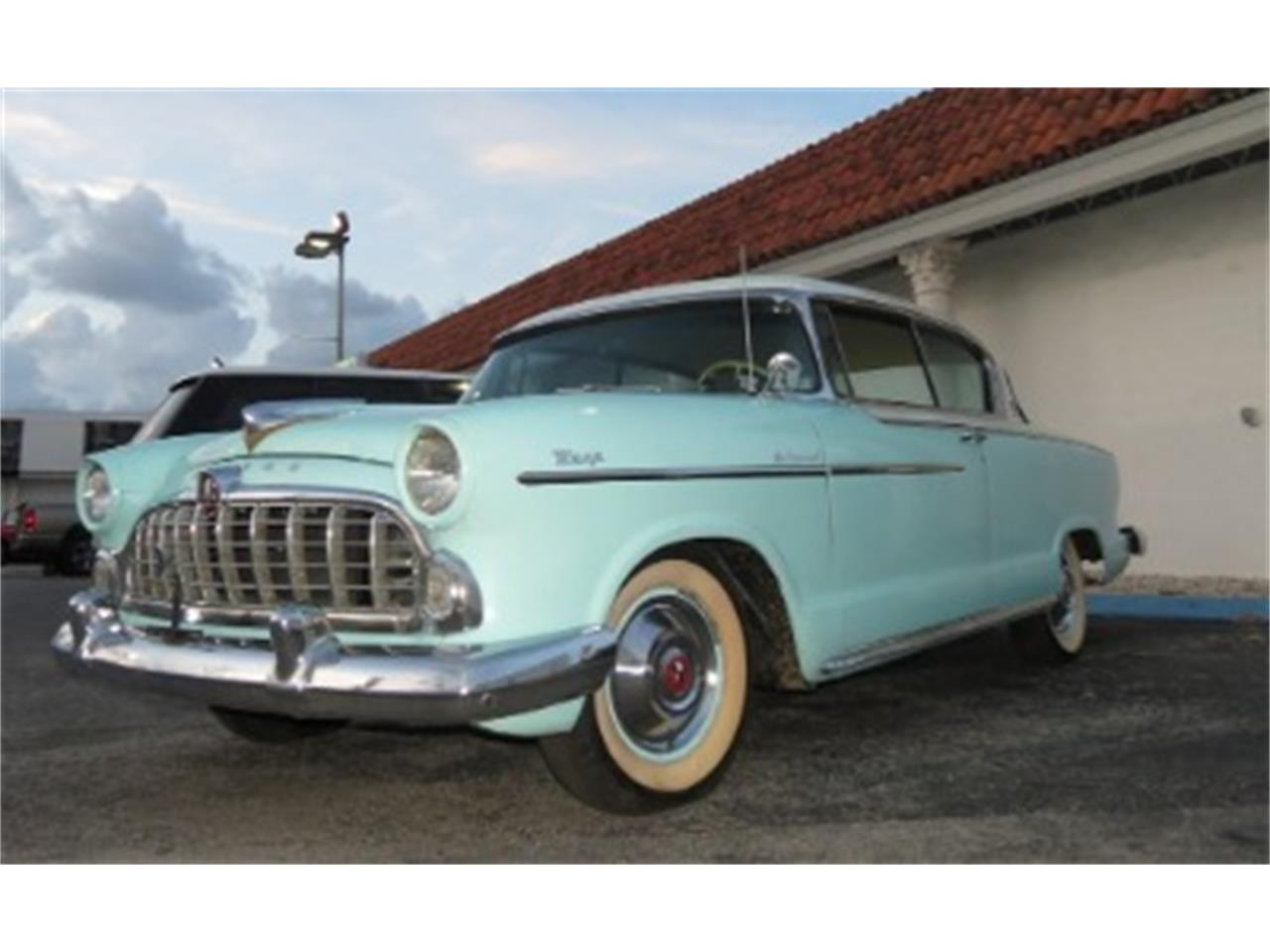 Large Picture of Classic 1955 Hudson Hornet Hollywood located in Miami Florida - EY5A