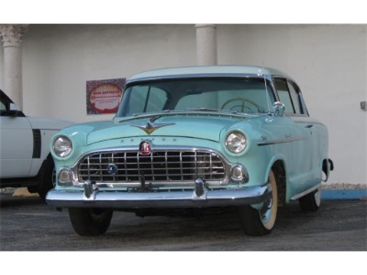 Large Picture of Classic 1955 Hudson Hornet Hollywood located in Miami Florida - $14,500.00 - EY5A