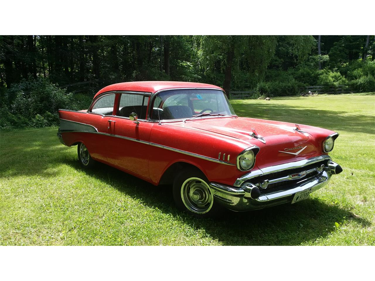 Large Picture of 1957 Bel Air located in Milford New Hampshire - ESZE