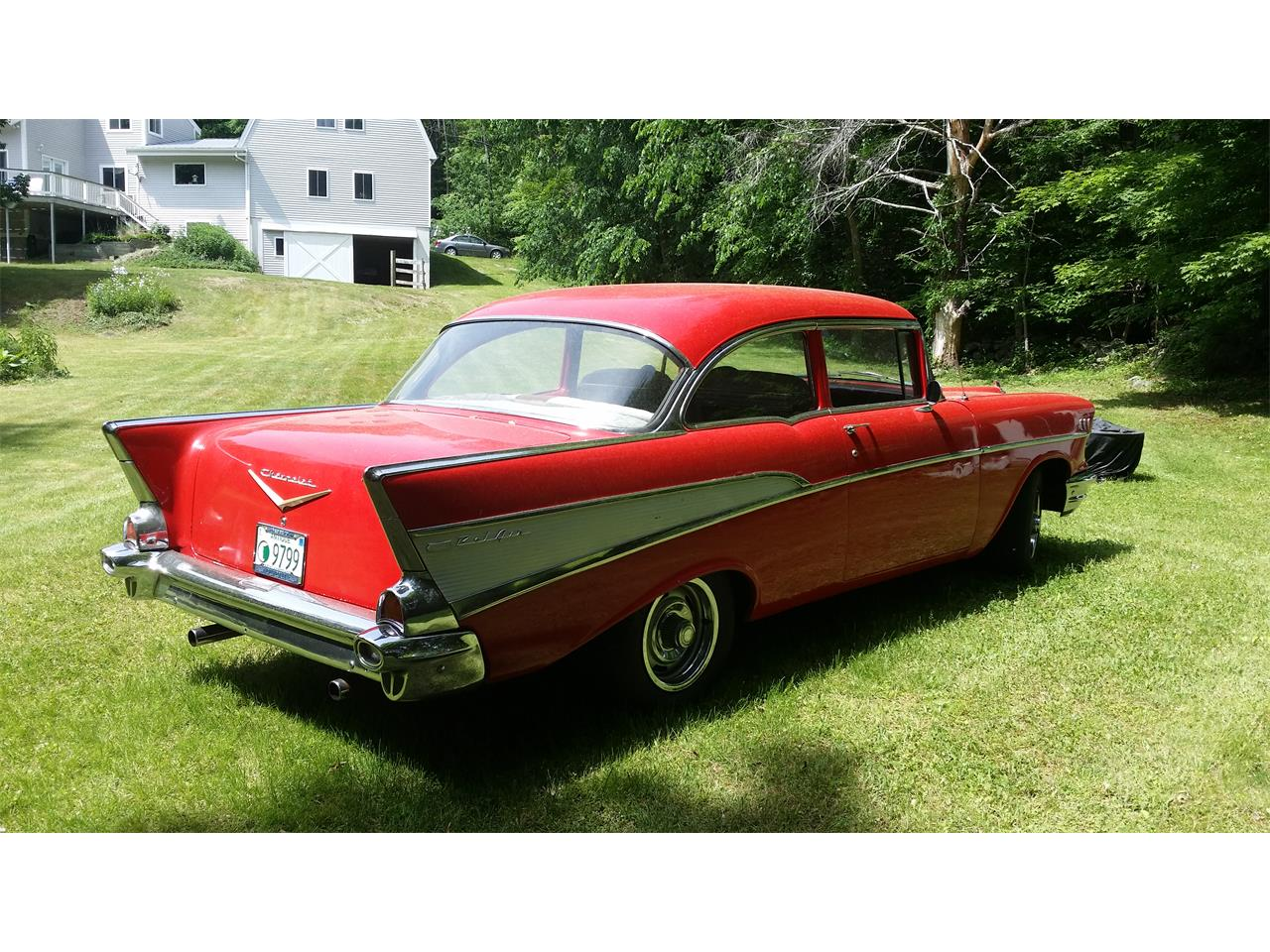 Large Picture of 1957 Bel Air Offered by a Private Seller - ESZE