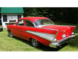 Picture of Classic 1957 Chevrolet Bel Air located in Milford New Hampshire Offered by a Private Seller - ESZE