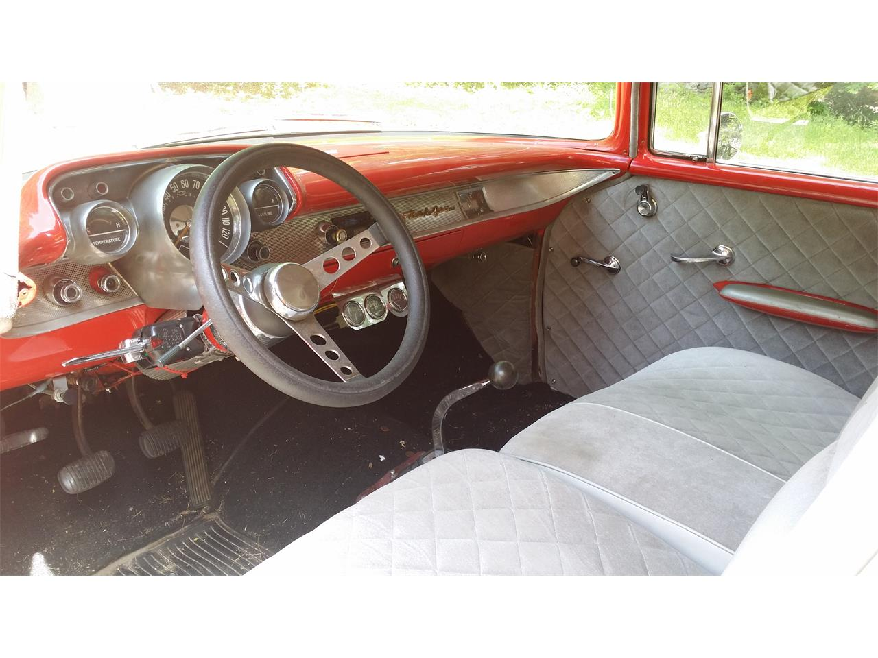 Large Picture of Classic 1957 Bel Air - $25,000.00 - ESZE