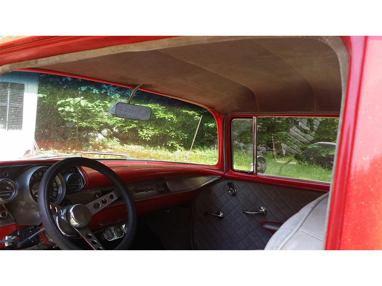 Large Picture of Classic '57 Chevrolet Bel Air located in Milford New Hampshire - $25,000.00 - ESZE